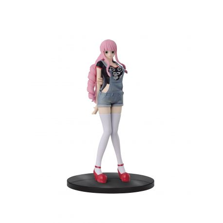One Piece figurine Jeans Freak Perona Black Banpresto