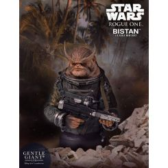 Star Wars Rogue One buste 1/6 Bistan Gentle Giant