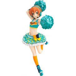 Love Live! School Idol Festival statuette figFIX Rin Hoshizora Cheerleader Ver. Max Factory