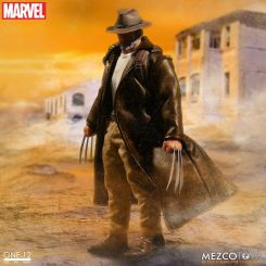 Marvel Universe figurine 1/12 Old Man Logan Mezco Toys
