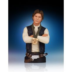 Star Wars buste 1/6 Han Solo Hero of Yavin Gentle Giant