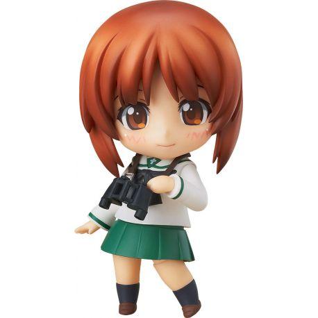 Girls und Panzer figurine Nendoroid Miho Nishizumi Good Smile Company