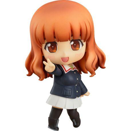 Girls und Panzer figurine Nendoroid Saori Takebe Good Smile Company