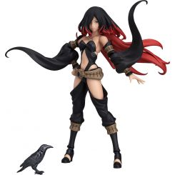 Gravity Rush 2 figurine Figma Gravity Raven Max Factory