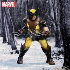 Marvel Universe figurine 1/12 Wolverine Mezco Toys