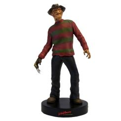 Nightmare on Elm Street statuette Premium Motion sonore Freddy Krueger Factory Entertainment