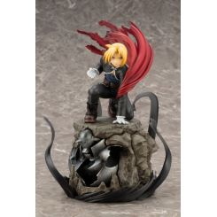 Fullmetal Alchemist Brotherhood statuette ARTFXJ 1/8 Edward Elric DX Version Kotobukiya