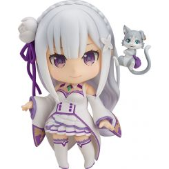 Re:Zero Starting Life in Another World figurine Nendoroid Emilia Good Smile Company