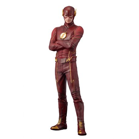 The Flash DC TV Series statuette ARTFX+ 1/10 The Flash Kotobukiya