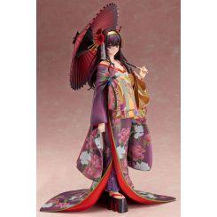 Saekano: How to Raise a Boring Girlfriend statuette 1/8 Utaha Kasumigaoka Kimono Version Aniplex