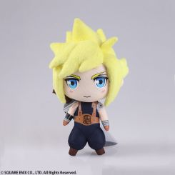 Final Fantasy VII peluche Cloud Square-Enix
