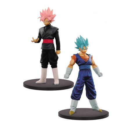 figurine dragon ball vegito blue