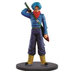 Dragonball Super figurine DXF Warriors Vol. 1 Trunks Banpresto