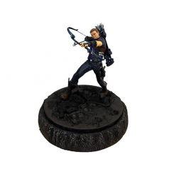 Captain America Civil War statuette Premium Motion Hawkeye & Ant-Man Factory Entertainment