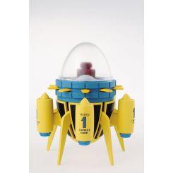 Dragonball Super figurine Mega WCF Capsule Corporation Time Machine Banpresto