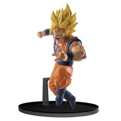 Dragonball Super figurine SCultures Big Budoukai 6 Super Saiyan 2 Son Goku Banpresto