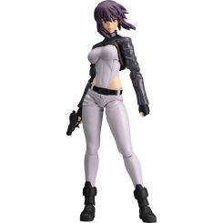 Ghost in the Shell Stand Alone Complex figurine Figma Motoko Kusanagi S.A.C. Ver. Max Factory