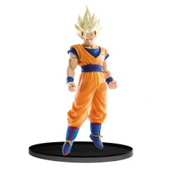 Dragonball Super figurine SCultures Big Budoukai Super Saiyan 2 Goku Banpresto