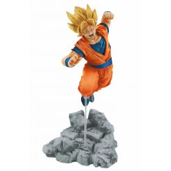 Dragonball Super figurine Soul x Soul Super Saiyan Goku Banpresto