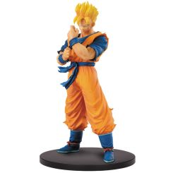 Dragonball Z figurine Resolution of Soldiers Future Gohan SSJ Banpresto