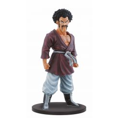 Dragonball Z figurine Resolution of Soldiers Hercule Banpresto
