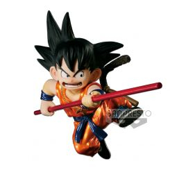 Dragonball Z figurine SCultures Young Son Goku Special Metallic Color Ver. Banpresto