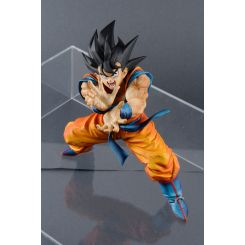 Dragonball Z figurine Super Kamehame-Ha Son Goku Banpresto