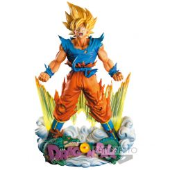 Dragonball Z figurine Super Master Stars Piece The Son Goku Banpresto
