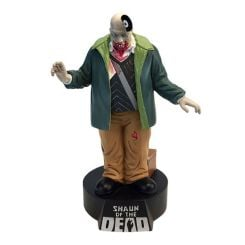 Shaun of the Dead statuette Premium Motion Vinyl Zombie Factory Entertainment