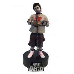 Shaun of the Dead statuette Premium Motion Zombie Ed Factory Entertainment