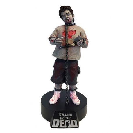Shaun of the Dead statuette Premium Motion Zombie Ed Factory Entertainment