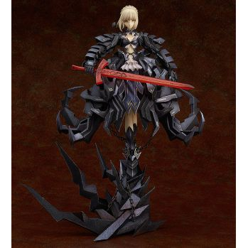 Fate/Stay Night statuette 1/7 Wonderful Hobby Selection Saber Alter huke Ver. Good Smile Company