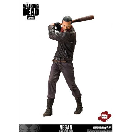 The Walking Dead TV Version figurine Deluxe Negan McFarlane Toys