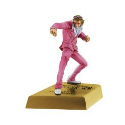 One Piece Gold figurine DXF Manhood 2 Gild Tesoro Banpresto