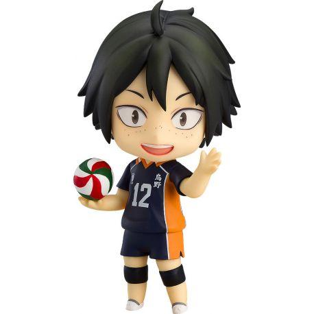 Haikyu!! Karasuno High School VS Shiratorizawa Academy figurine Nendoroid Tadashi Yamaguchi Orange Rouge