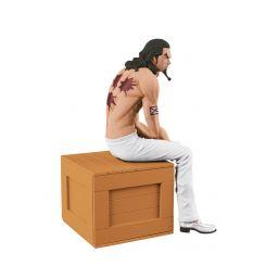 One Piece figurine Body Calender Vol. 1 Rob Lucci A White Pants Ver. Banpresto