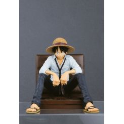 One Piece figurine Creator X Creator Monkey D. Luffy Special Color Version Banpresto