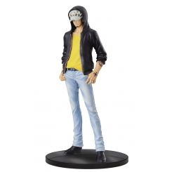 One Piece figurine Jeans Freak Trafalgar Law Banpresto