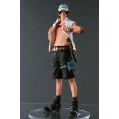 One Piece figurine King Of Artist Portgas D. Ace II Banpresto