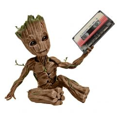 Les Gardiens de la Galaxie Vol. 2 statuette Premium Motion 1/1 Awesome Groot Factory Entertainment