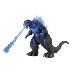 Godzilla figurine Head to Tail 2001 Godzilla (Atomic Blast) NECA