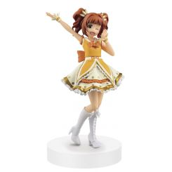 Idolmaster Masters of Idol World figurine SQ Yayoi Takatsuki Banpresto
