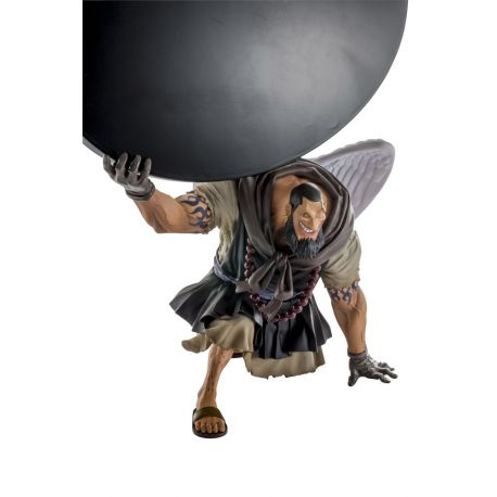 One Piece figurine Scultures Big Zoukeio 5 Urouge Vol 1 Banpresto