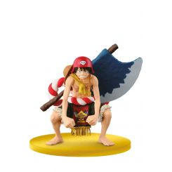 One Piece figurine Scultures Big Zoukeio Luffy Banpresto