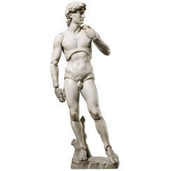 The Table Museum figurine Figma Davide di Michelangelo FREEing