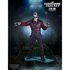 Les Gardiens de la Galaxie statuette Collectors Gallery 1/8 Star-Lord Gentle Giant