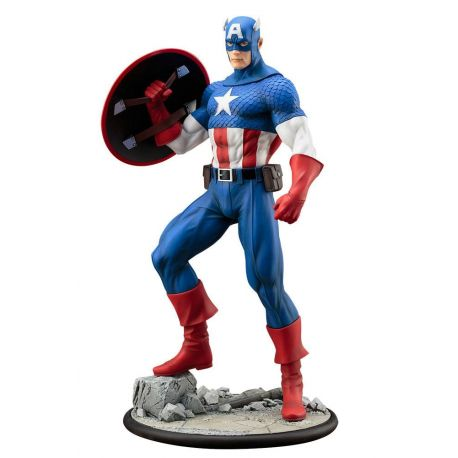 Marvel Universe statuette ARTFX 1/6 Captain America Modern Mythology