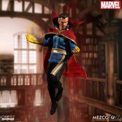 Marvel Universe figurine 1/12 Doctor Strange Mezco Toys
