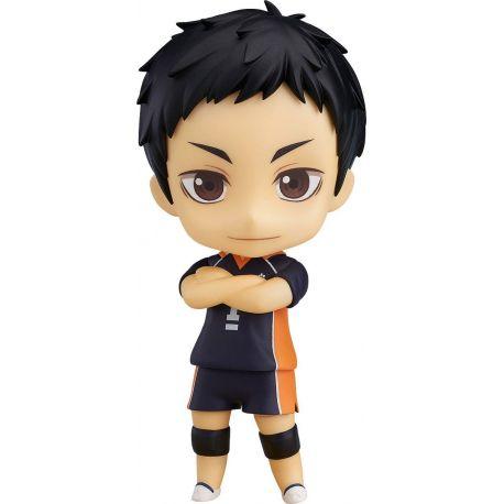 Haikyu!! figurine Nendoroid Daichi Sawamura Orange Rouge