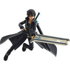 Sword Art Online The Movie Ordinal Scale figurine Figma Kirito O.S. Ver. Max Factory
